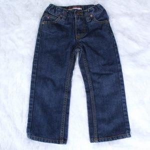 Tommy Hilfiger Adjustable Waist Jeans 3T